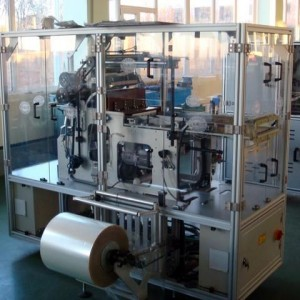 Alpha & Z 200 PPM Over Wrapping Machine