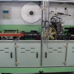 New - Alpha & Z 400 PPM High Speed Turret Style Wrapping Machine