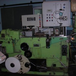 Molins PM4 Filter Making Machine