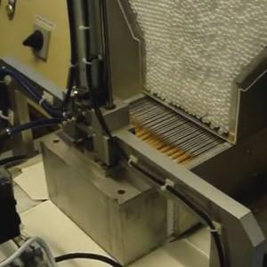 Cigarette Tube Making