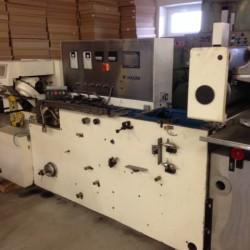 Hauni KDF-2 / AF2 Filter Rod Making Machine