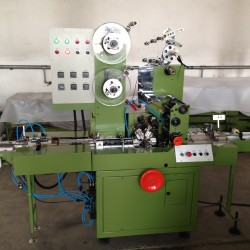 Turret Wrapping Machine