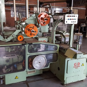 GDX1 Packing Soft Cup Packing Line